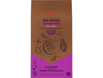 Kandit dražeje s tamnom čokoladom i bademom 80 g