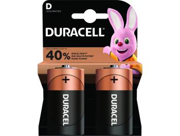 Duracell Impro Basic baterija LR20-D 2 kom