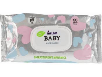 Melem Baby Dječje vlažne maramice 60 kom