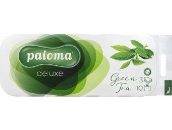 Paloma toaletni papir troslojni Deluxe Green Tea 10 rola