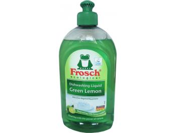 Frosch Deterdžent za ručno pranje posuđa limeta 500 ml