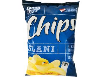Bondi čips slani 200 g