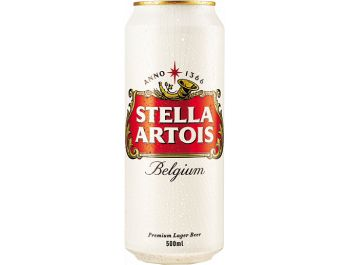 Stella Artois Svijetlo pivo 0,5 l