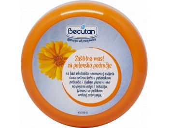 Becutan Dječja vitaminska mast, 200 ml