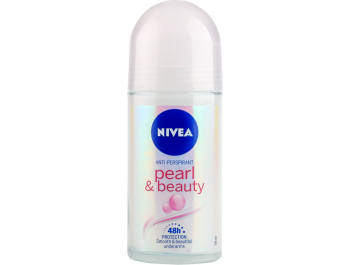 Nivea pearl & beauty deo roll-on 50ml