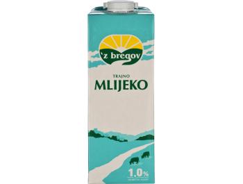 Vindija 'z bregov trajno mlijeko 1,0% m.m. 1 L
