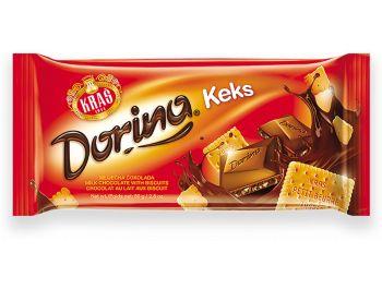 Kraš Dorina čokolada s keksom 80 g