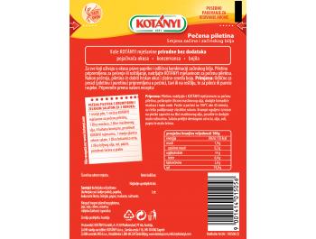 Kotanyi mješavina začina za pečenu piletinu 40 g