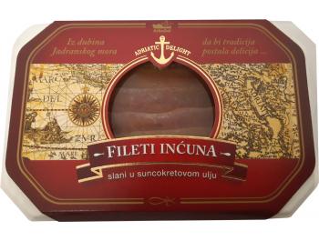 Filet slanih inćuna 160 g