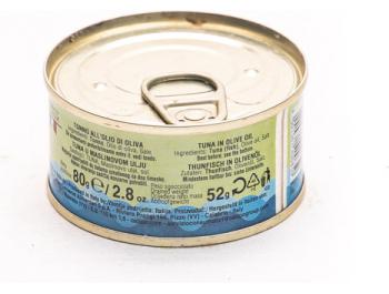 Mister Ton tuna u maslinovom ulju 80 g