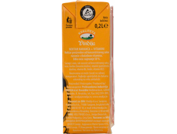 Vindija Vindino nektar naranča + vitamini 0,2 L