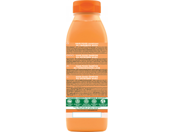 Garnier Frucitis šampon za oštećenu kosu Papaya 350 ml