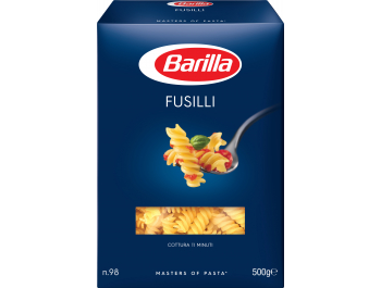 Barilla tjestenina fusilli br.98 500 g