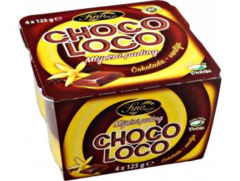 Vindija Choco loco mliječni puding 1 pak 4x125 g