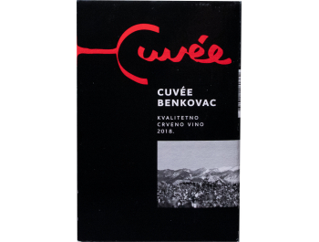 Vinarija Benkovac vino crno kvalitetno 3 L