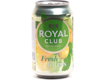 Royal gazirani napitak fresh citrus 0,33 L