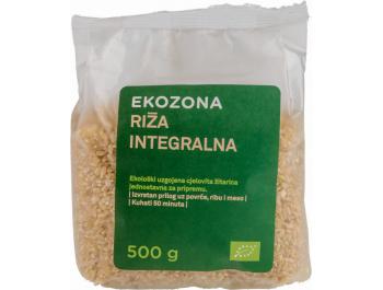 Ekozona BIO integralna riža500 g