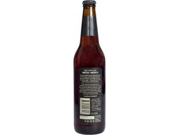 Pivo Grička vještica Pivovara Medvedgrad tamno  0,5 L