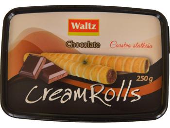 Waltz vafel rolice punjene čokoladnom kremom 250 g