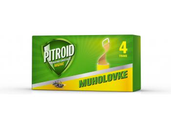 Pitroid muholovke 4 kom