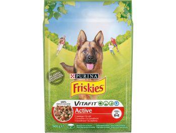 Friskies Purina  Hrana za pse active meso 500 g