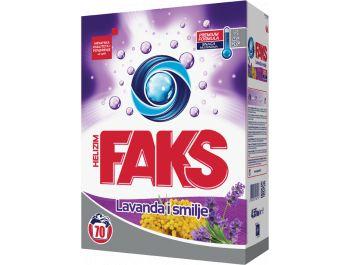 Saponia Faks deterdžent za rublje lavanda i smilje  4,55 kg