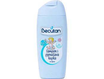 Becutan 2u1 Šampon i pjenušava kupka 200 ml