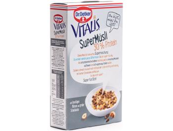 Dr.Oetker Vitalis SuperMuesli 30% protein375 g