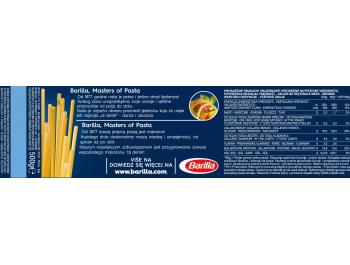 Barilla tjestenina spaghetti br. 5 500 g