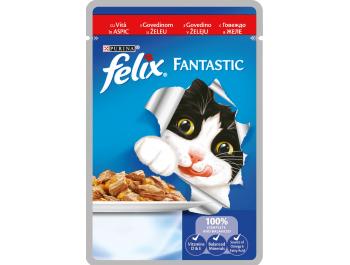 Purina Felix fantastic hrana za mačke govedina 100 g