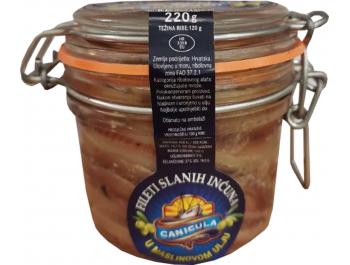 Canicula filet slanih inćuna u maslinovom ulju 220 g