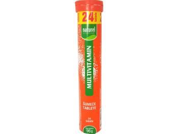 Naturel Šumeće tablete multivitamin 96 g