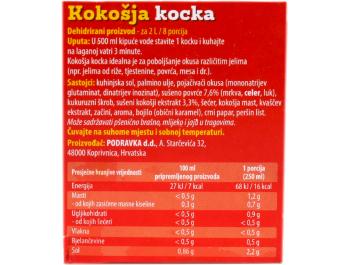 Podravka kokošja kocka 40 g