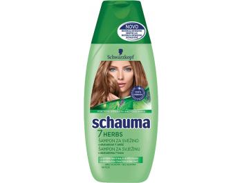 Schauma šampon za kosu 7 trava 250 ml