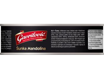 Gavrilović šunka Mandolina 340 g