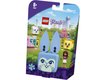 Lego Friends Andreina kocka za igru - zec