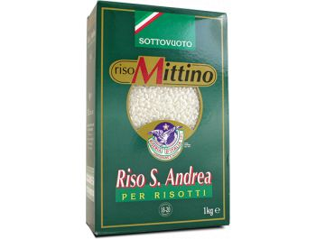 S. Andrea  Sottovuoto Mittino Riža srednje zrno 1 kg