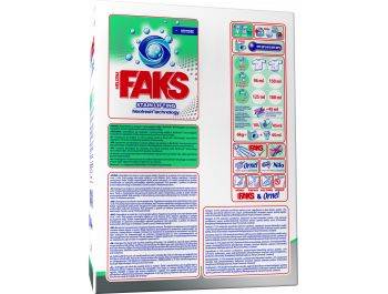 Saponia Faks deterdžent za rublje Neofresh 4,55 kg