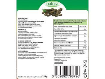 Natura bučine sušene golice 150 g