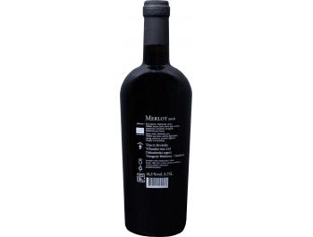 Badel Korlat Merlot vrhunsko crno vino 0,75 L