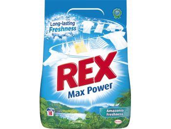 Rex deterdžent za rublje Amazonia Freshness 1,17 kg