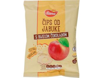 Sana čips od jabuke i bijele čokolade 50 g