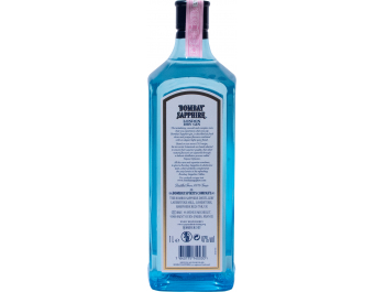 Bombay Sapphire London dry gin 1 l