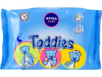 Nivea Baby Toddies Dječje vlažne maramice 60 kom