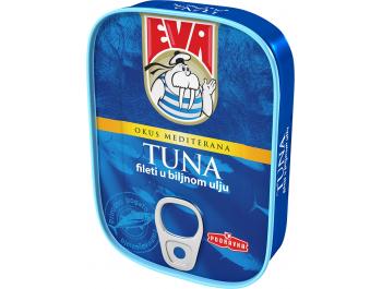 Podravka Eva tuna fileti u biljnom ulju 115 g