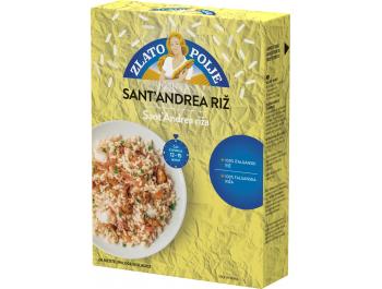 Zlato polje Sant'Andrea riža 500 g srednje zrno