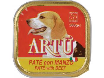 Artu Hrana za pse u aluminijskoj posudi s govedinom 300 g