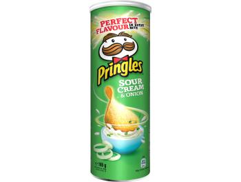 Pringles Čips vrhnje i luk 165 g