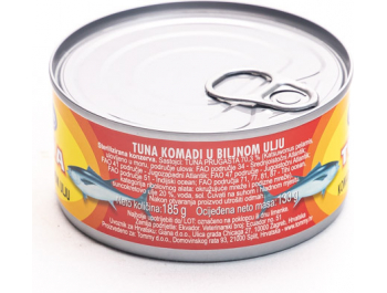 Marinero tuna komadi u ulju 185 g