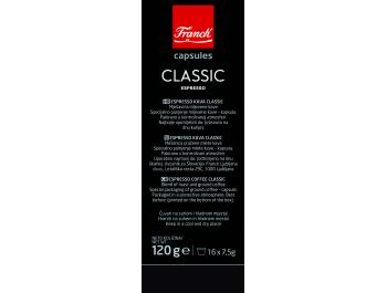 Franck Classic Espresso kapsule 16 kom